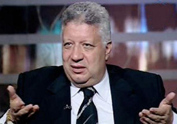 مرتضى منصور يوجه كلمة للشباب في أول يوم انتخابات