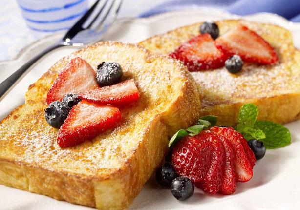 إفطار اليوم: التوست الفرنسي