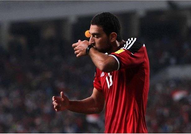 """""""كوكا""""يهدي هدفيه في مرمى تشاد لروح والده"""