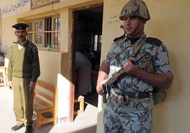 أجهزة الأمن تتسلم مقرات الانتخابات في شمال سيناء