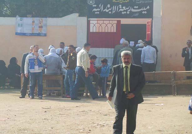 الشرقية: أبو المجد يتقدم على الباز باللجنة رقم 50 بالعواسجة دائرة ههيا والإبراهيمية