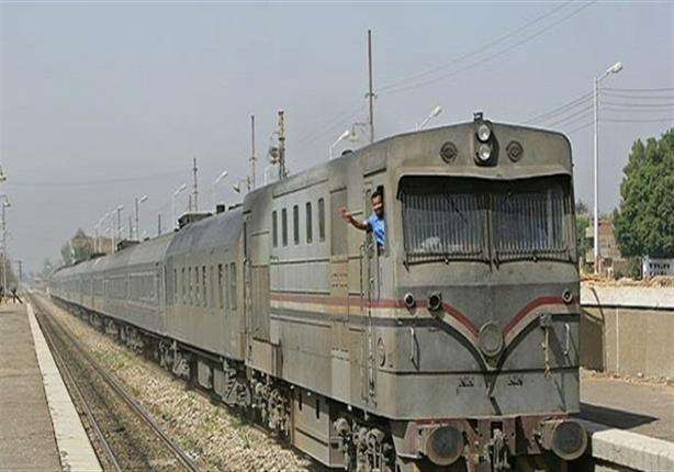 السكك الحديد تعلن تأخيرات قطارات الخميس