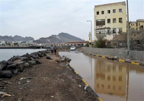 مصرع 6 أشخاص جراء فيضانات في جنوب اليمن