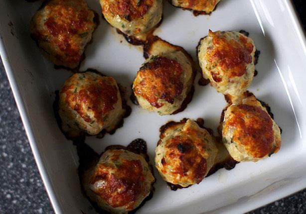 وصفة اليوم: كرات الدجاج بالفرن