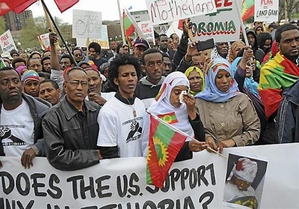 """من داخل الأورومو.. منسق الجبهة لمصراوي """"الشعب يريد إسقاط النظام في إثيوبيا"""""""