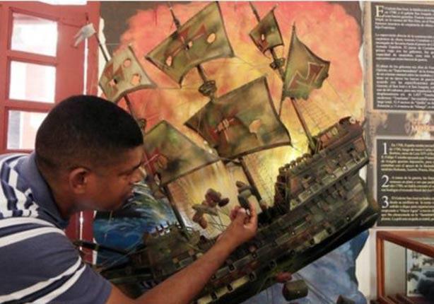 إسبانيا تطالب بحصة في كنوز السفينة الشراعية الغارقة التي اكتشفتها كولومبيا