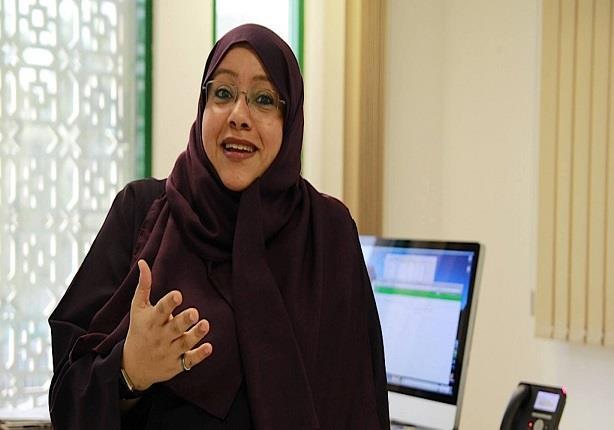 سمية الجبرتي.. المرأة الحديدية وأول رئيس تحرير صحيفة سعودية