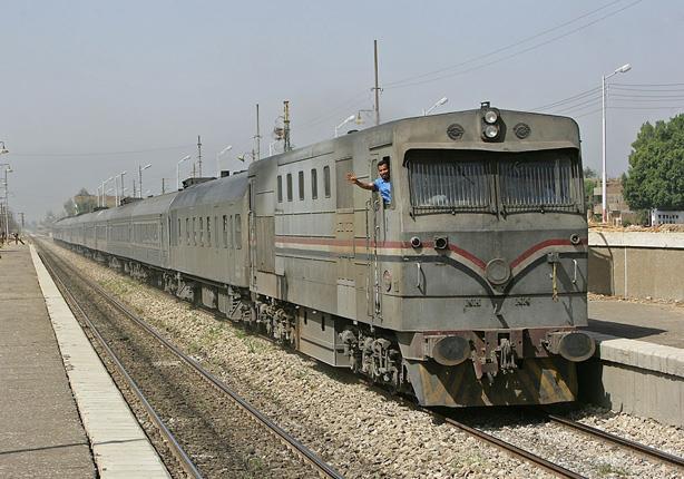 السكة الحديد: انتظام حركة قطارات الوجه القبلي بعد تأخير ١٣ قطار