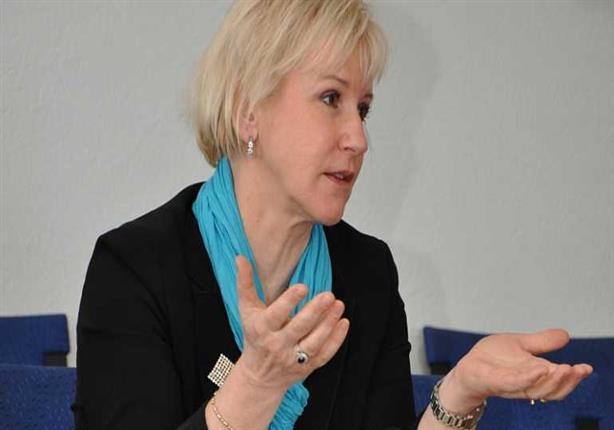 وزيرة الخارجية السويدية: تنفيذ اتفاق استوكهولم ضرورة ملحّة لليمن