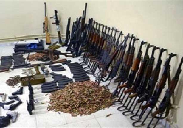 واشنطن: ضبط أكثر من 52 ألف قطعة سلاح مهربة من الصين