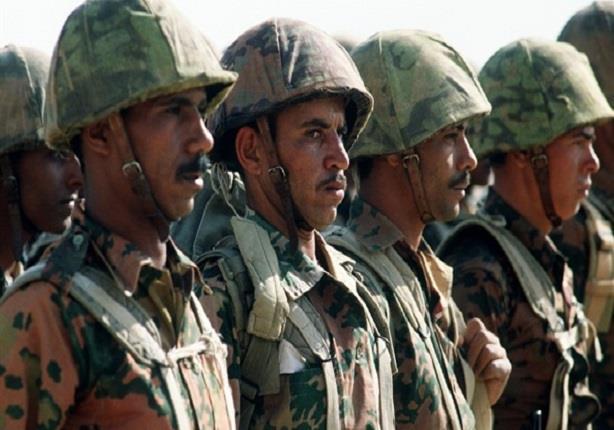 """مسؤولان عسكريان يؤكدان تواجد قوات مصرية على الحدود السعودية اليمنية"""""""