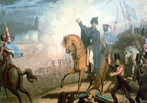 ثلاثة ارباع البريطانيين لا يعرفون من انتصر في معركة واترلو