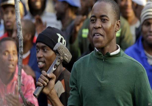 اعتقال 30 في جنوب افريقيا لمشاركتهم في هجمات على أجانب