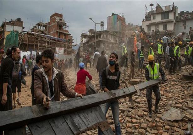 زلزال نيبال: أعداد القتلى تفوق 3600 شخص