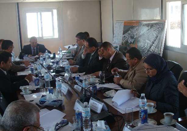 مجلس جامعة دمياط يطلق لجنة لمكافحة الفساد بالكليات