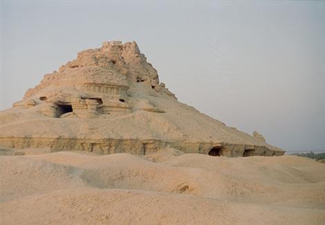جبل الموتى