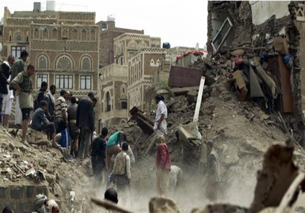 يونسكو تدين قصف التحالف بقيادة السعودية صنعاء القديمة