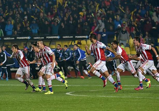 """بالفيديو.. باراجوي تقصي البرازيل بقذائف ترجيح """"مجنونة"""" وتواجه الأرجنتين"""