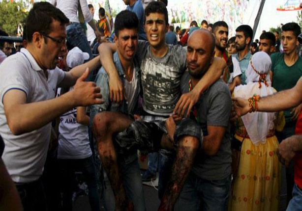 أردوغان: التفجيرات استفزاز لزعزعة الاستقرار قبيل الانتخابات