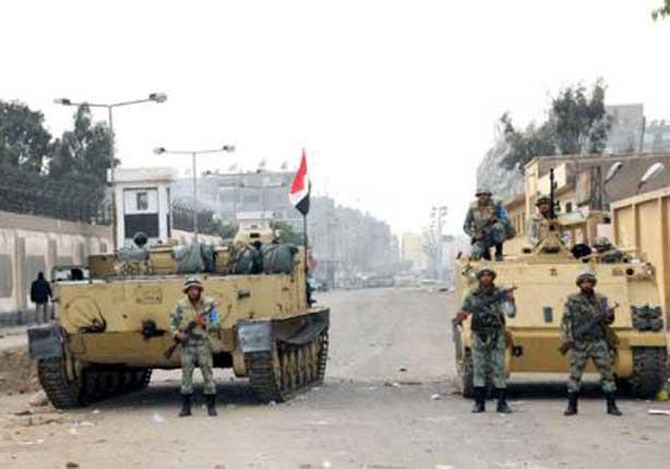 فرض حظر التجوال وقطع الاتصالات بشكل كامل عن مدينة الشيخ زويد