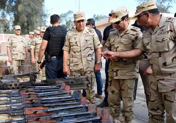 """قبائل سيناء بين مطرقة الحرب على الإرهاب وسندان """"داعش"""""""