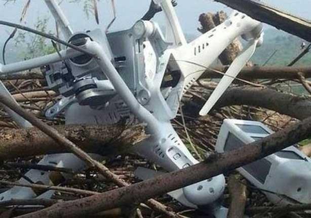 جيش باكستان ''يسقط طائرة تجسس هندية دون طيار'' فوق كشمير