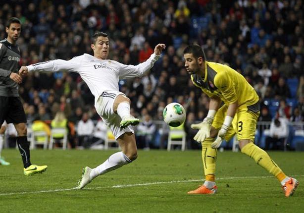 رسميا.. ريال مدريد يحسم صفقة حارس إسبانيول