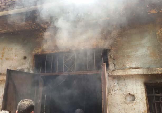 عامل يشعل النيران في مخبز انتقاما من صاحبه بالقليوبية