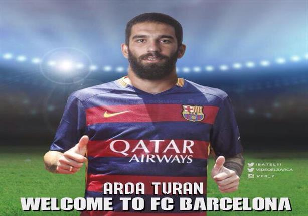 رسميًا- برشلونة يتعاقد مع توران لـ 5 مواسم