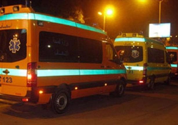 إصابة 21 شرطيا إثر تفجير عبوة ناسفة في ميكروباص بالعريش