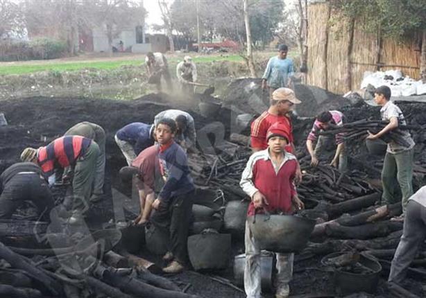 محافظ الجيزة: حظر تشغيل مكامير الفحم والفواخير بنطاق المحافظة
