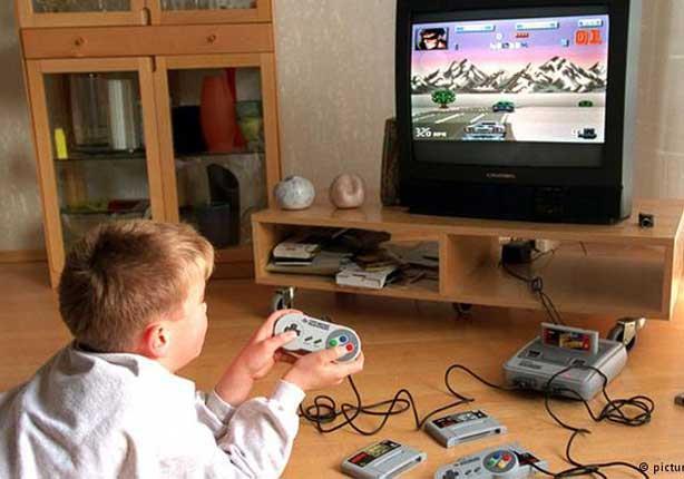أعراض تنذر بإدمان طفلك لألعاب الكمبيوتر