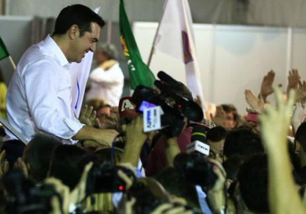 """أليكسيس سيبراس يشيد بـ""""فوز الشعب"""" في انتخابات اليونان"""