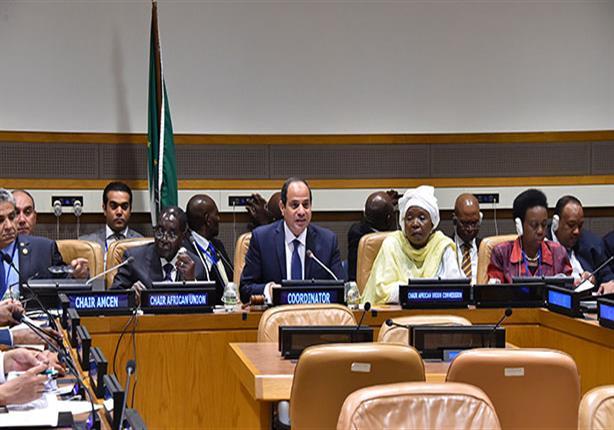 الرئاسة: إطلاق مبادرة الطاقة المتجددة خلال اجتماع لجنة الرؤساء الأفارقة