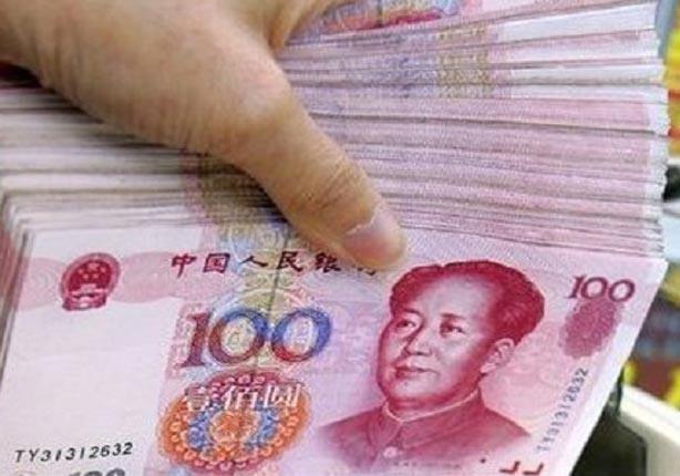 اليوان الصيني يبلغ أدنى مستوى في 11 عاما مقابل الدولار