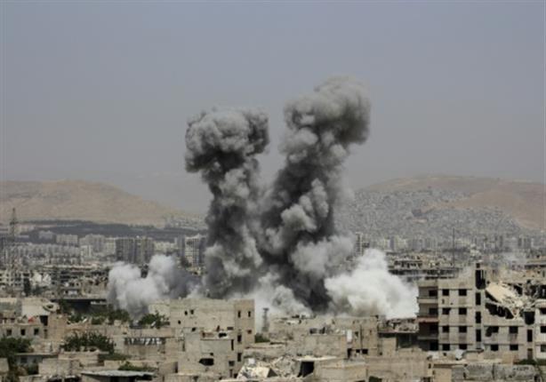 مقتل عشرة مدنيين في غارات جوية للنظام السوري على إدلب