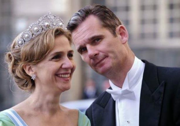 بدء محاكمة الأميرة كريستينا بتهم الاحتيال في أسبانيا