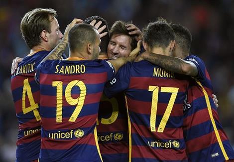 برشلونة يفتح النار على حكام إسبانيا
