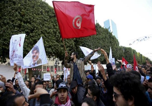 تونس: اشتباكات بين الشرطة ومحتجين على البطالة