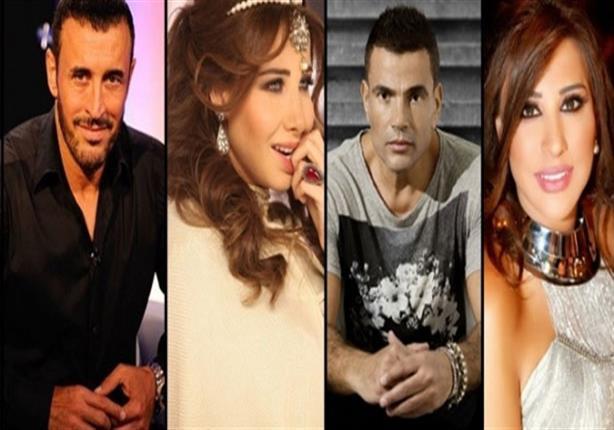 قائمة أغنى 10 فنانيين عرب لعام 2015.. هيفاء الأولى وهاني شاكر مفاجأة التصنيف