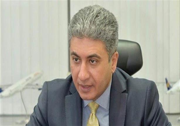 وزير الطيران يستقبل وزير النقل القبرصي لتوقيع اتفاقية النقل الجوي بين البلدين