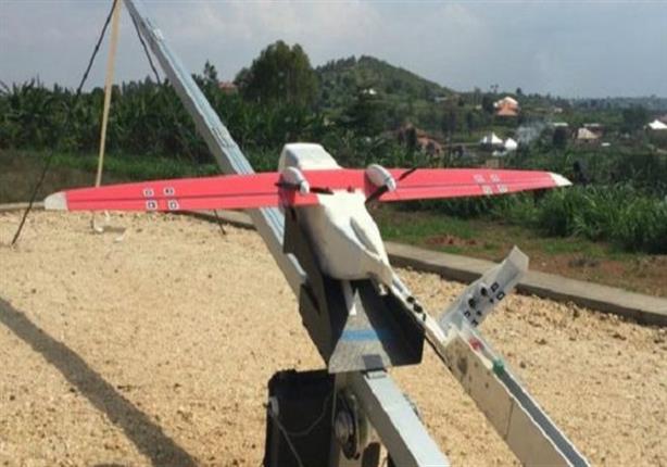 رواندا تبدأ تشغيل خدمة توصيل بطائرات بدون طيار لأول مرة