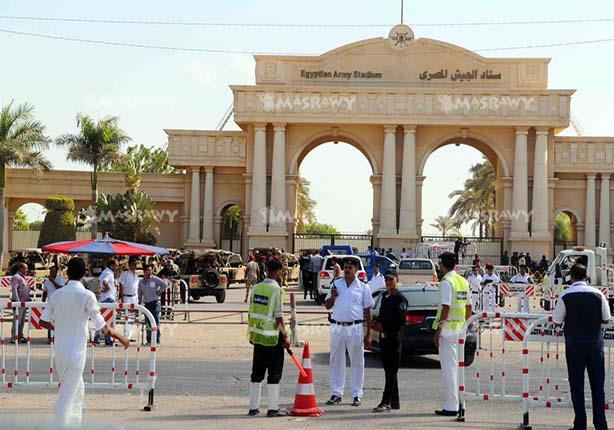 القبض على 70 من مشجعى الزمالك.. ومدير أمن الإسكندرية: من يخالف القانون سيتم ضبطه