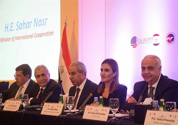 وزيرة التعاون الدولي: استطعنا جذب تمويلات 15 مليار دولار في عام