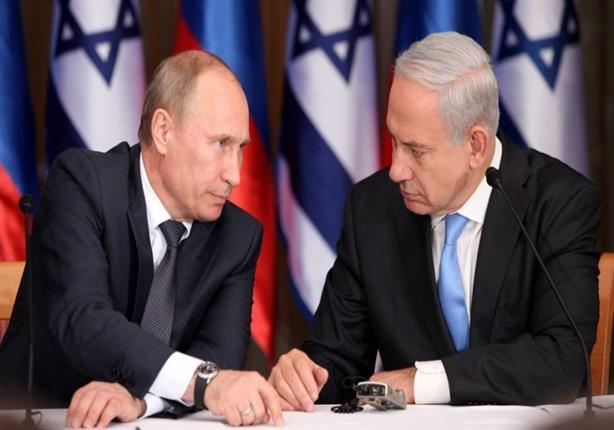 نتنياهو في روسيا للقاء بوتين عشية الانتخابات الاسرائيلية