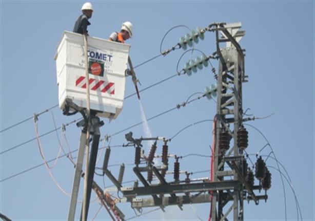 كهرباء دمياط: فصل التيار عن 3 مناطق في كفر البطيخ السبت