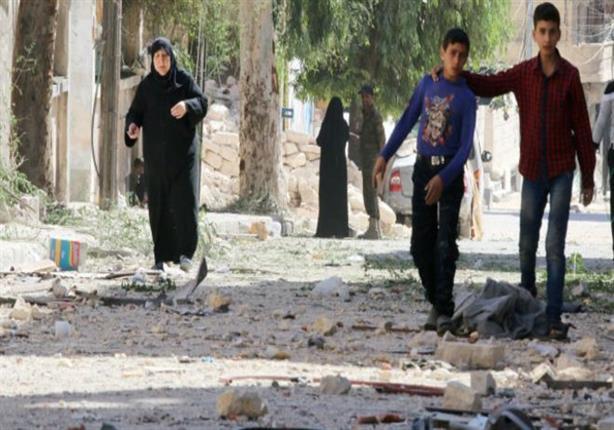 الاتحاد الأوروبي يقترح خطة جديدة لتوصيل المساعدات للمحاصرين في حلب