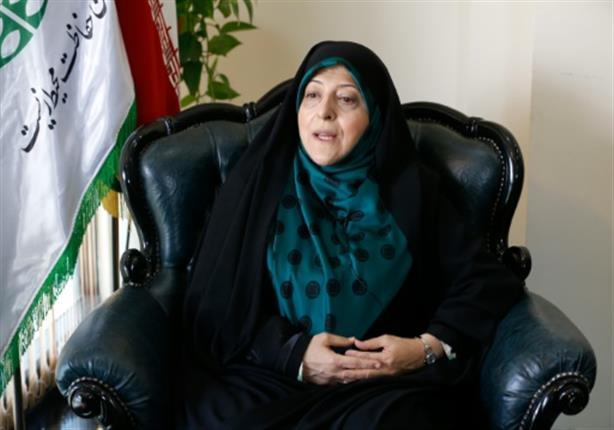 """بعد 3 مسؤولين.. إصابة نائبة الرئيس الإيراني لشؤون المرأة بـ""""كورونا"""""""