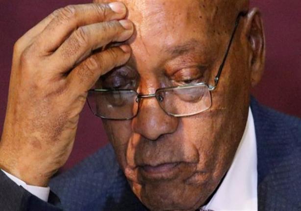 رئيس جنوب افريقيا جاكوب زوما يواجه تصويتا جديدا بسحب الثقة
