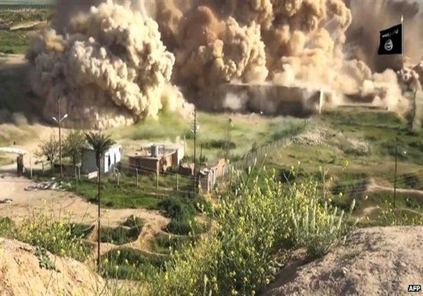 القوات العراقية تستعيد السيطرة على بلدة النمرود التاريخية